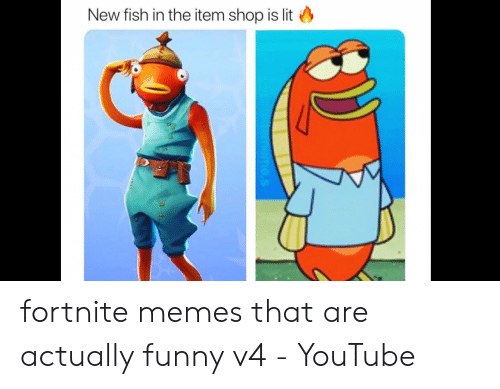 Fortnite Memes That Are Actually Funny