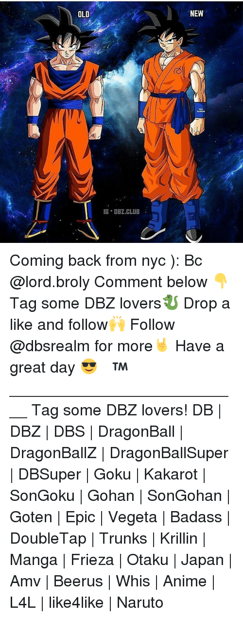 Frieza: NEW  OLD  IG DBZ.CLUB Coming back from nyc ): Bc @lord.broly Comment below 👇 Tag some DBZ lovers🐉 Drop a like and follow🙌 Follow @dbsrealm for more🤘 Have a great day 😎 ドラゴンボール™ ♡ ___________________________ Tag some DBZ lovers! DB | DBZ | DBS | DragonBall | DragonBallZ | DragonBallSuper | DBSuper | Goku | Kakarot | SonGoku | Gohan | SonGohan | Goten | Epic | Vegeta | Badass | DoubleTap | Trunks | Krillin | Manga | Frieza | Otaku | Japan | Amv | Beerus | Whis | Anime | L4L | like4like | Naruto