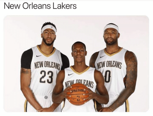 Los Angeles Lakers, New Orleans, and New: New Orleans Lakers  NEW ORLEANS  NEW ORLEANS  23  NEMLOLEANS  PALDING