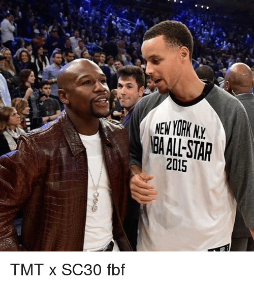 All Star, Basketball, and Golden State Warriors: NEW YORK N  BA ALL-STAR  2015 TMT x SC30 fbf