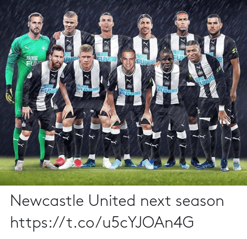 Next Season: Newcastle United next season https://t.co/u5cYJOAn4G
