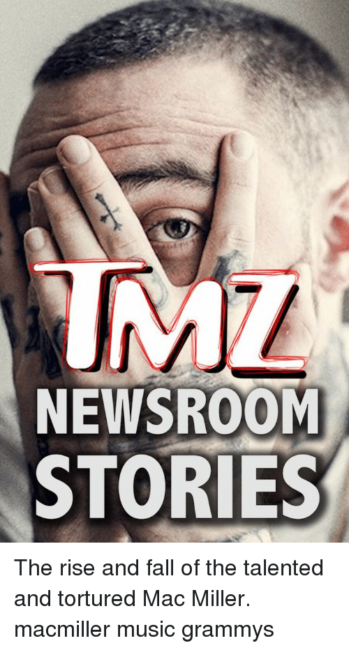 Grammys: NEWSROOM  STORIES The rise and fall of the talented and tortured Mac Miller. macmiller music grammys