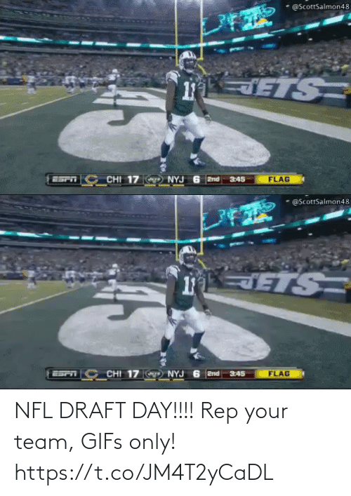 NFL draft: NFL DRAFT DAY!!!! Rep your team, GIFs only! https://t.co/JM4T2yCaDL