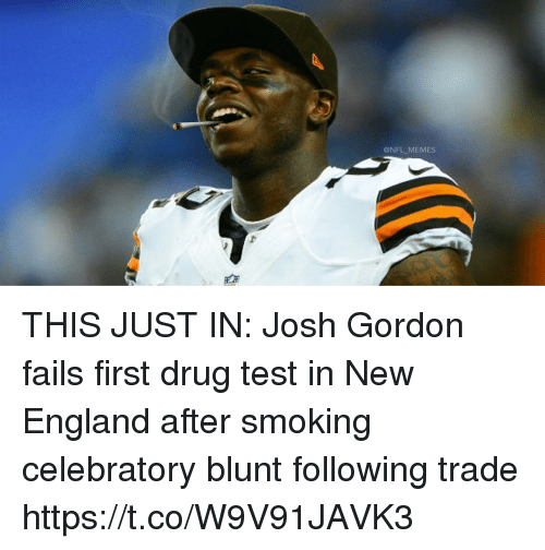 josh gordon drugs
