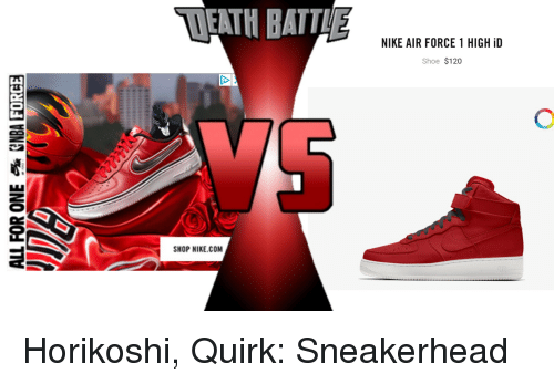 best sneakers dbdee d9db1 Nike, Air Force, and Sneakerhead  NIKE AIR FORCE 1 HIGH iD Shoe  120