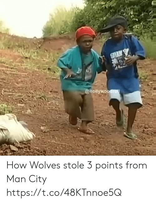Soccer, Wolves, and How: @nollywoodro How Wolves stole 3 points from Man City https://t.co/48KTnnoe5Q