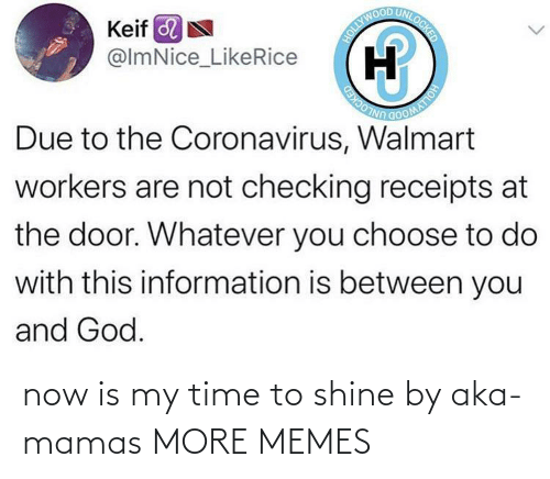 aka: now is my time to shine by aka-mamas MORE MEMES