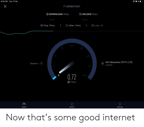 Some Good: Now that's some good internet