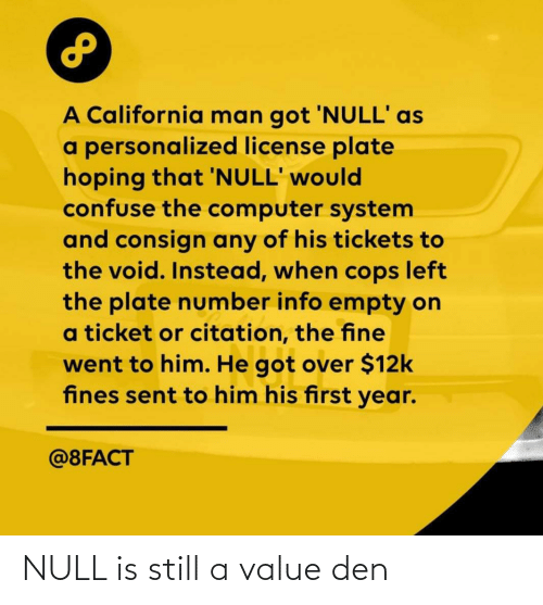 den: NULL is still a value den