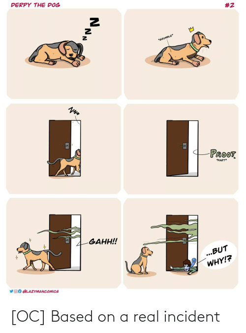 On A: [OC] Based on a real incident