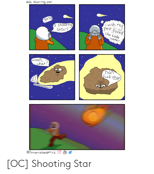 Shooting: [OC] Shooting Star