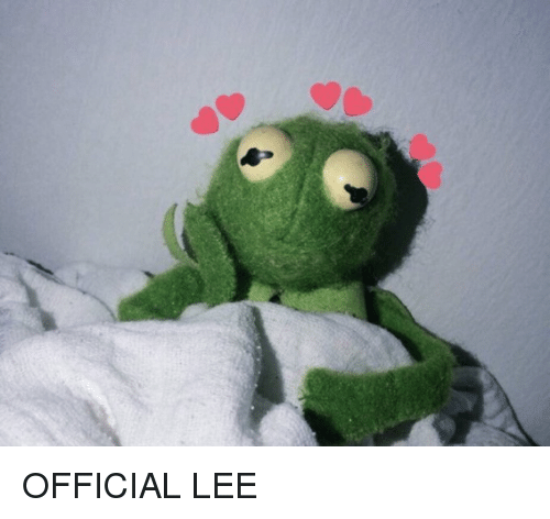 Lee and Official: OFFICIAL LEE
