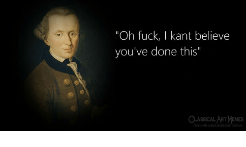 "Facebook, Memes, and facebook.com: ""Oh fuck, I kant believe  you've done this""  CLASSICAL ART MEMES  facebook.com/classicalartimemes"