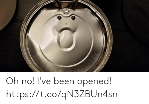 Faces-in-Things: Oh no! I've been opened! https://t.co/qN3ZBUn4sn