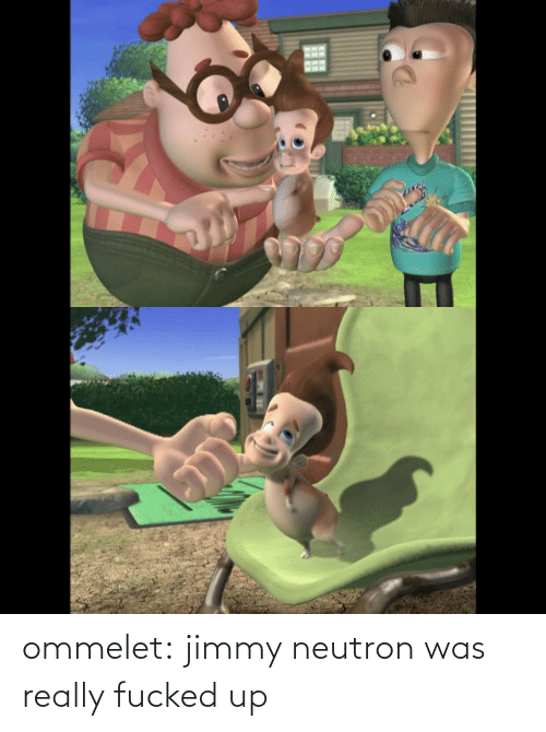 Target, Tumblr, and Blog: ommelet:  jimmy neutron was really fucked up
