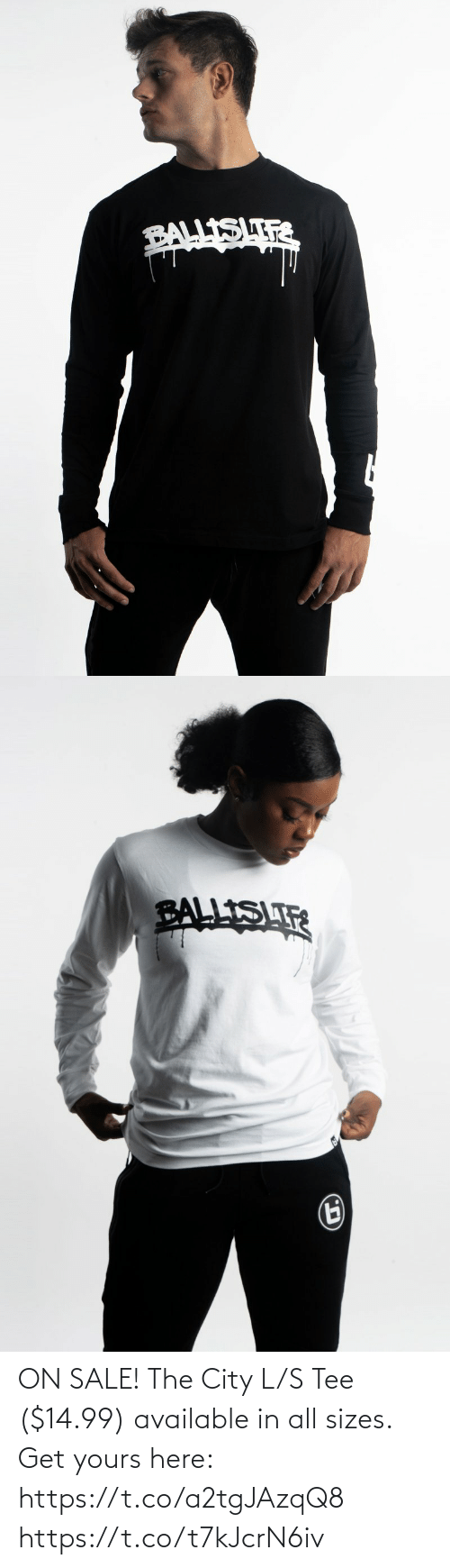 L: ON SALE! The City L/S Tee ($14.99) available in all sizes.  Get yours here: https://t.co/a2tgJAzqQ8 https://t.co/t7kJcrN6iv