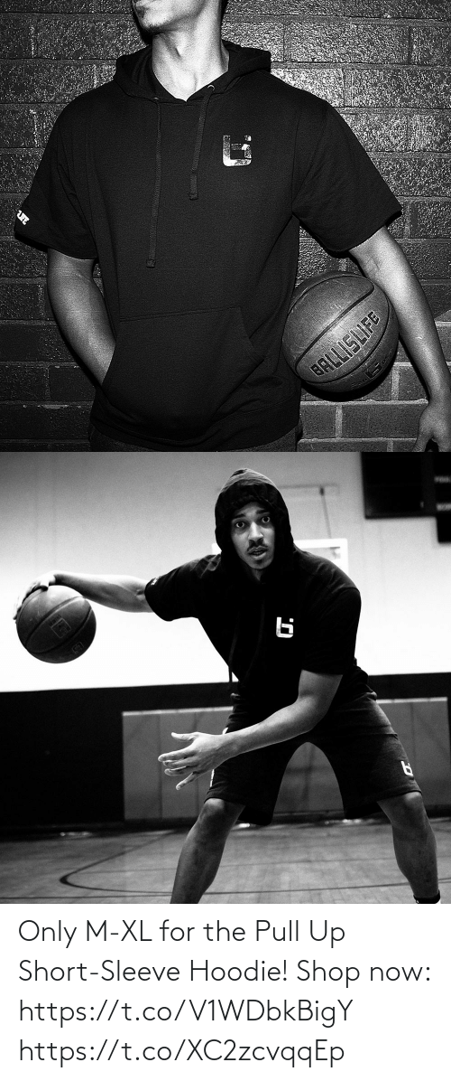 Pull: Only M-XL for the Pull Up Short-Sleeve Hoodie!  Shop now: https://t.co/V1WDbkBigY https://t.co/XC2zcvqqEp