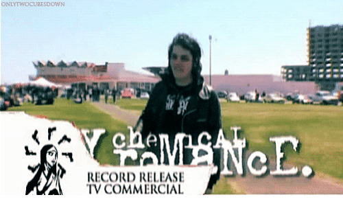 Record, Commercial, and Release: ONLYTWOCUBESDOWN  RECORD RELEASE  TV COMMERCIAL