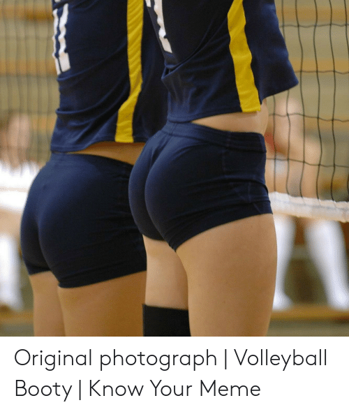 25 Best Memes About Volleyball Booty Meme Volleyball Booty