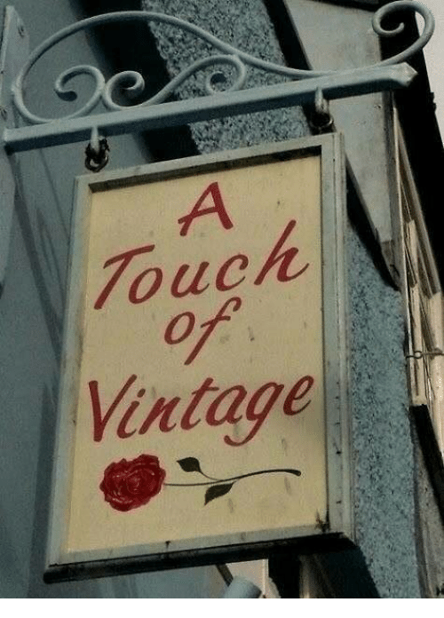 Vintage: ouck  of  Vintage
