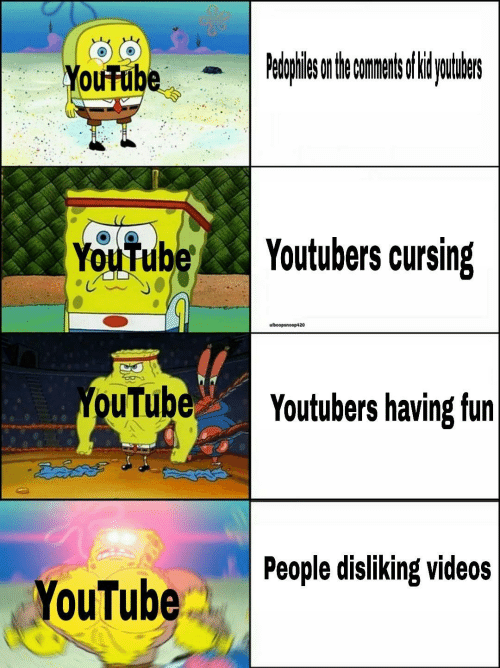 Videos, Fun, and People: oufube  Youfubeoutubers cursing  uTube  Youtubers having fun  People disliking videos  ouTube