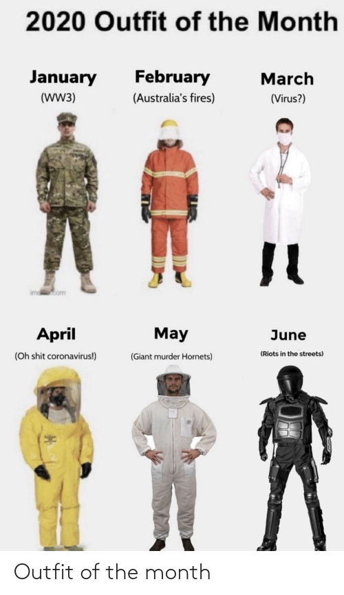 month: Outfit of the month