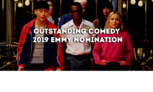 Comedy, Emmy, and Outstanding: OUTSTANDING COMEDY  2019 EMMY NOMINATION