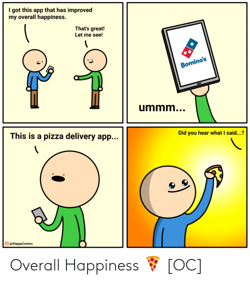 overall: Overall Happiness 🍕 [OC]