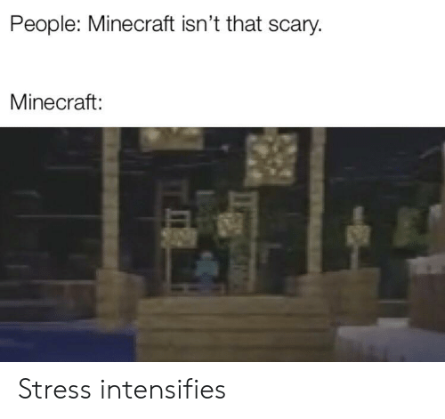 🅱️ 25+ Best Memes About Scary Minecraft | Scary Minecraft
