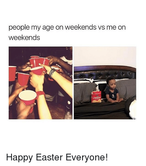 77e22c753fcaad 🅱 25+ Best Memes About Weekend Meme