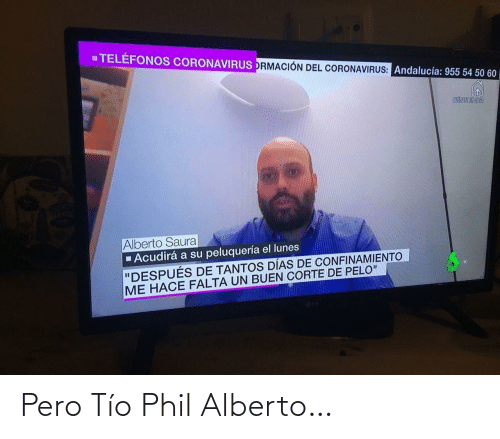 Strike, Pero, and Phil: Pero Tío Phil Alberto…