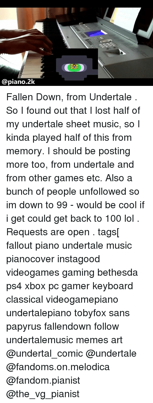 Anaconda Lol And Memes Piano 2k Fallen Down From Undertale: Roblox Sans Sheet Music At Alzheimers-prions.com