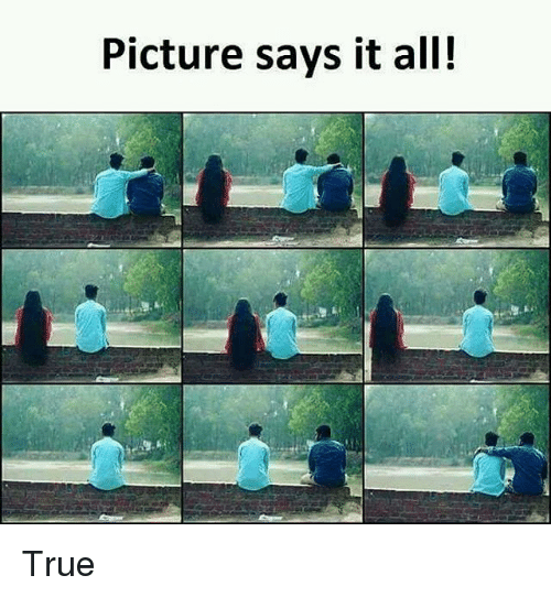 Its All True: Picture says it all! True