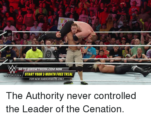Work, Free, and Never: Pnc  TH  ENETWORK.COM NOW  START YOUR 1-MONTH FREE TRIAL  WORK  FOR NEW SUBSCRIBERS ONLY The Authority never controlled the Leader of the Cenation.