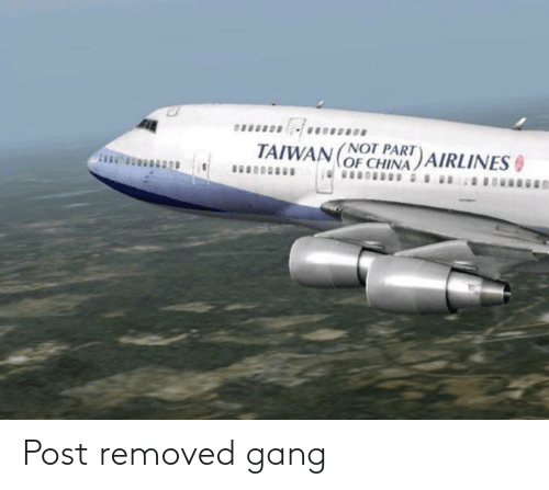 Gang: Post removed gang
