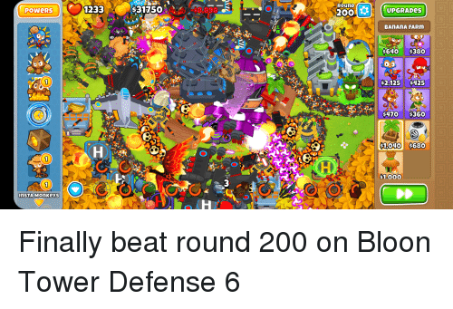 🅱️ 25+ Best Memes About Bloon Tower Defense | Bloon Tower