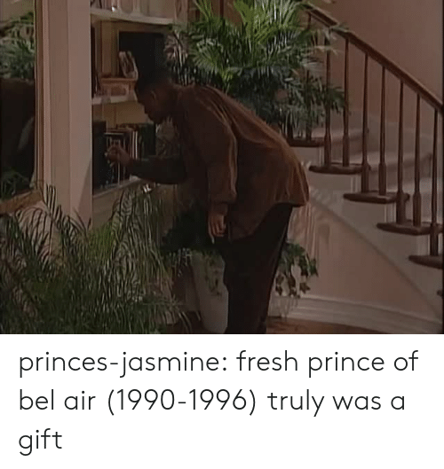 Fresh, Fresh Prince of Bel-Air, and Prince: princes-jasmine:  fresh prince of bel air (1990-1996) truly was a gift