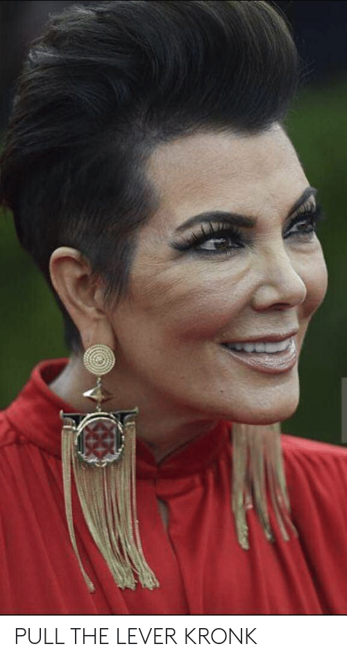 lever: PULL THE LEVER KRONK