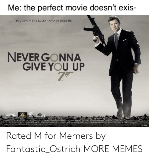 fantastic: Rated M for Memers by Fantastic_Ostrich MORE MEMES