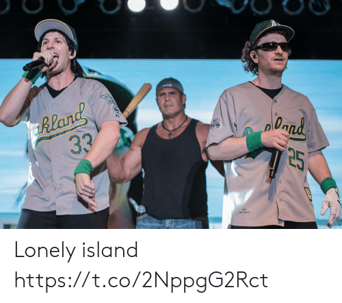 Lonely Island, Island, and Lonely: re Rland  33  and  25 Lonely island https://t.co/2NppgG2Rct