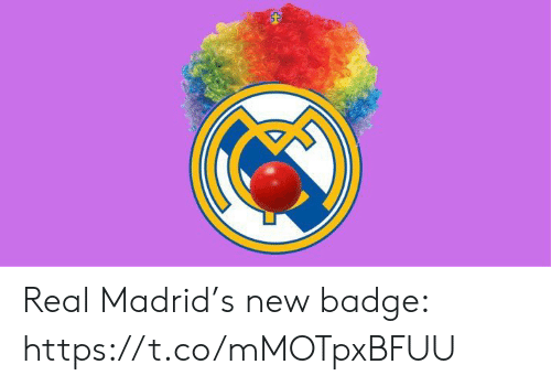 Real Madrid, Soccer, and Madrid: Real Madrid's new badge: https://t.co/mMOTpxBFUU