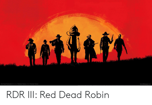 Anime, Cum, and Games: Red Dead Redemption 2 developer Rockstar Games publisher Rockstar Games  GameWallpapers.com  No part of ths wallpaper aay be reproduced oriransmittod in ay tormoe by any means withourt prior writhen consent of cameWalapers.com  Please do not post this wallpapor anime Wellpaperamealipapers.com.Artworkdeloper  pabsher cum s RDR III: Red Dead Robin