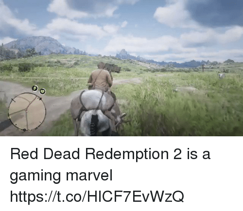 Sizzle: Red Dead Redemption 2 is a gaming marvel https://t.co/HICF7EvWzQ