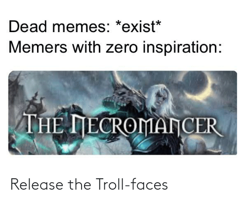 troll faces: Release the Troll-faces
