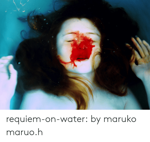 Tumblr, Blog, and Flickr: requiem-on-water:  by maruko maruo.h