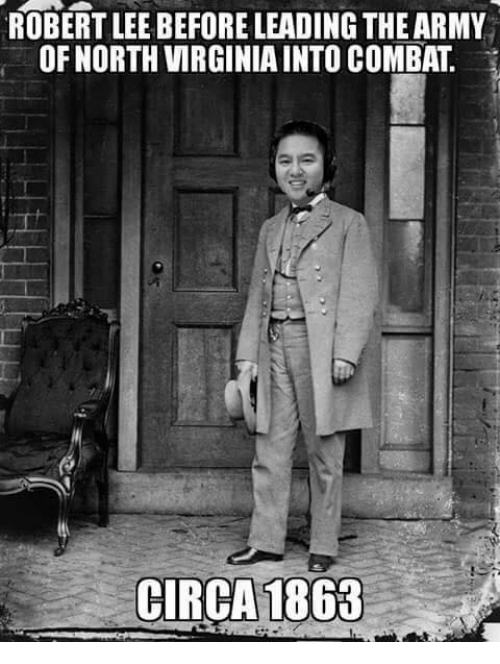 Combate: ROBERT LEE BEFORE LEADING THE ARMY  OF NORTH VIRGINIA INTO COMBAT  CIRCA 1863