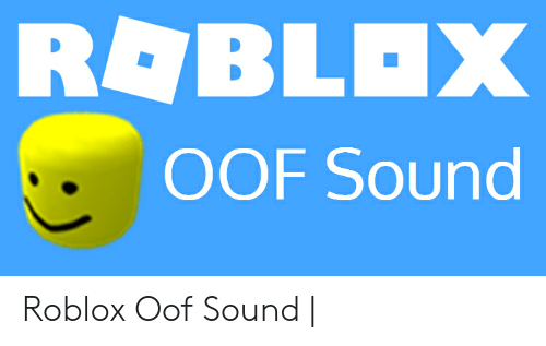 🅱️ 25+ Best Memes About Oof Sound | Oof Sound Memes