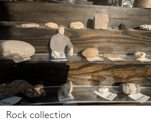 Collection: Rock collection