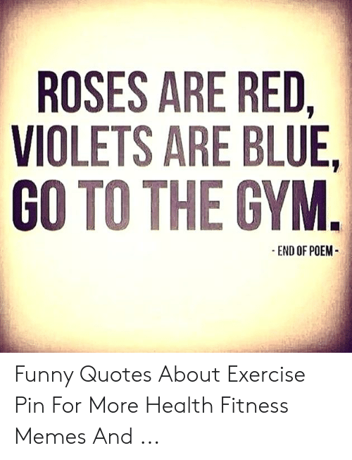 25 Best Memes About Funny Quotes About Exercise