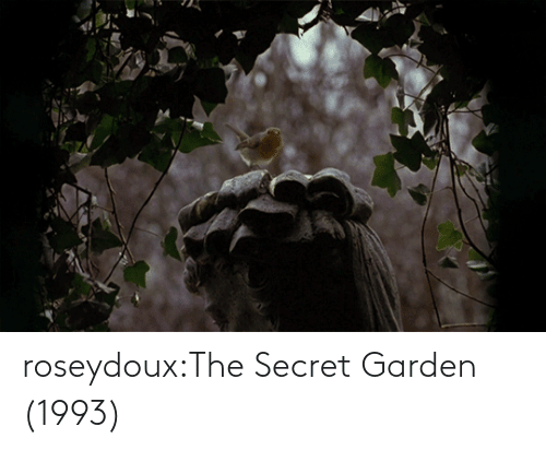 secret: roseydoux:The Secret Garden (1993)